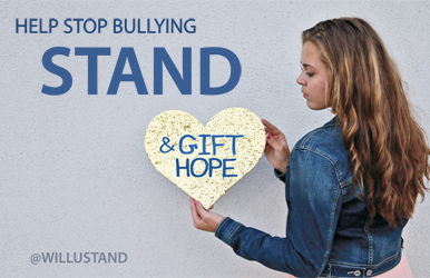 Free anti-bullying poster